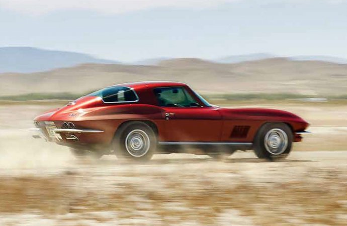 Bookshelf: A look at the classic car hobby, the open road and where we're going