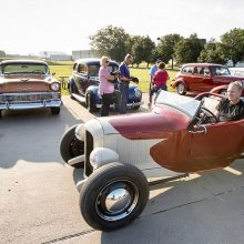 How are you celebrating Collector Car Appreciation Day?
