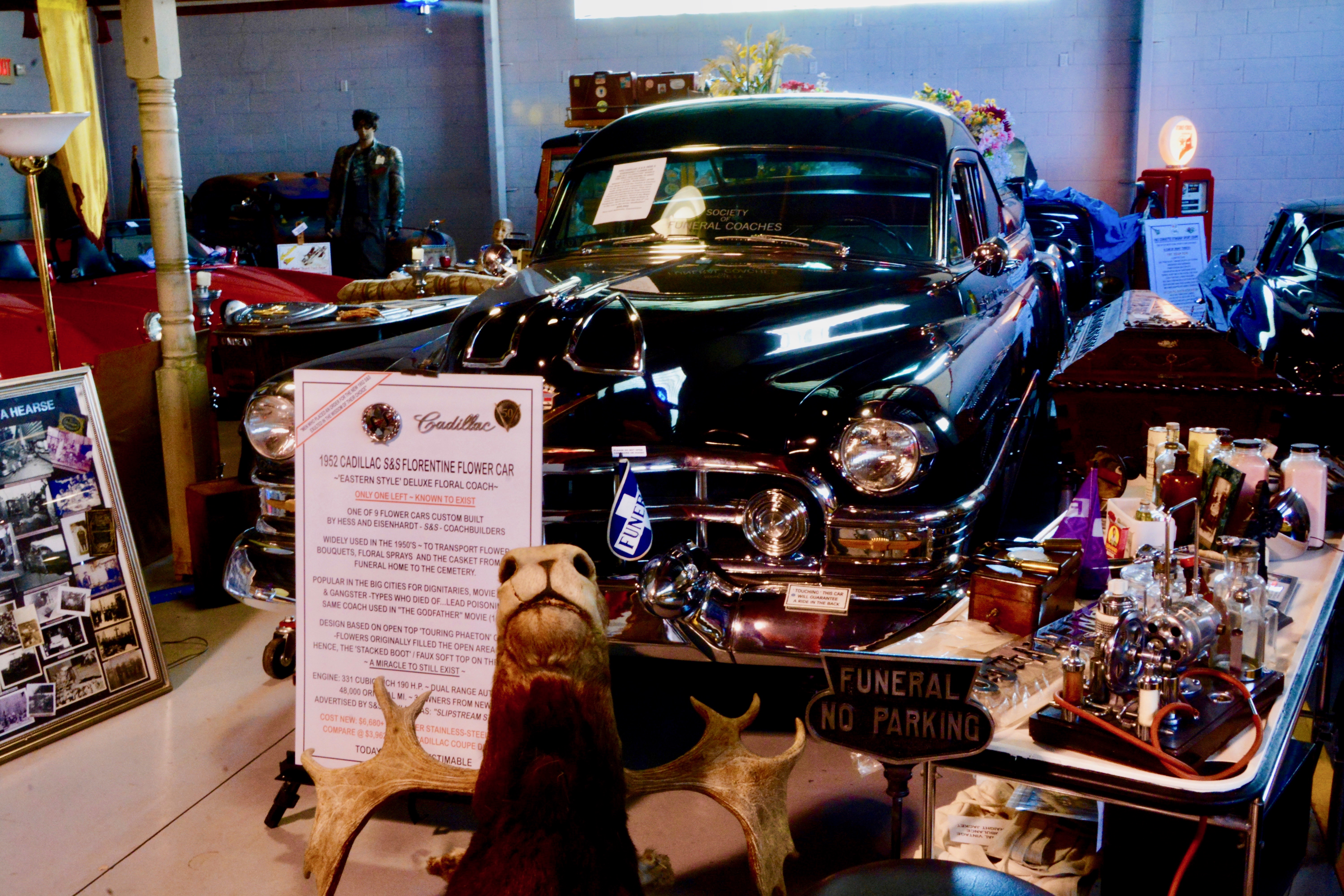 Mt  Dora Museum of Speed has closed, collection for sale