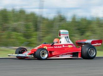 Lauda's 1975 championship-winning Ferrari going to auction