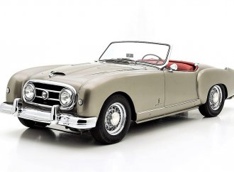 Ticks all boxes: Nash-Healey roadster rivals top sports cars