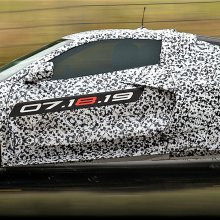Mid-engine C8 Corvette set for display at Concours of America