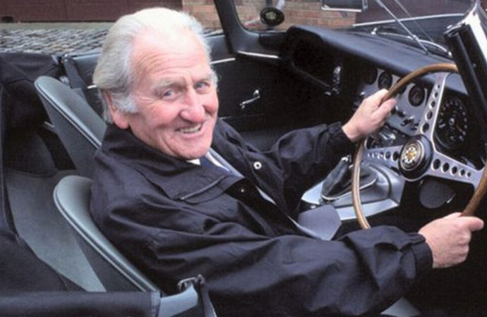 Norman Dewis, famed Jaguar test engineer, dies at 98