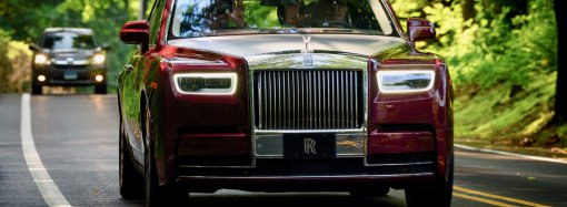 Driven: The finest motorcar in the world
