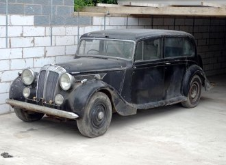 'Queen Mum's' car needs some TLC