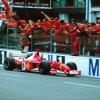 Schumacher-driven F1-winning Ferrari F2002 tops early docket for Abu Dhabi auction