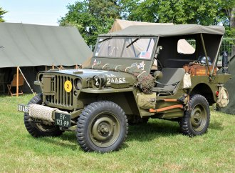 In Normandy, D-Day Jeeps left for dead brought France back to life