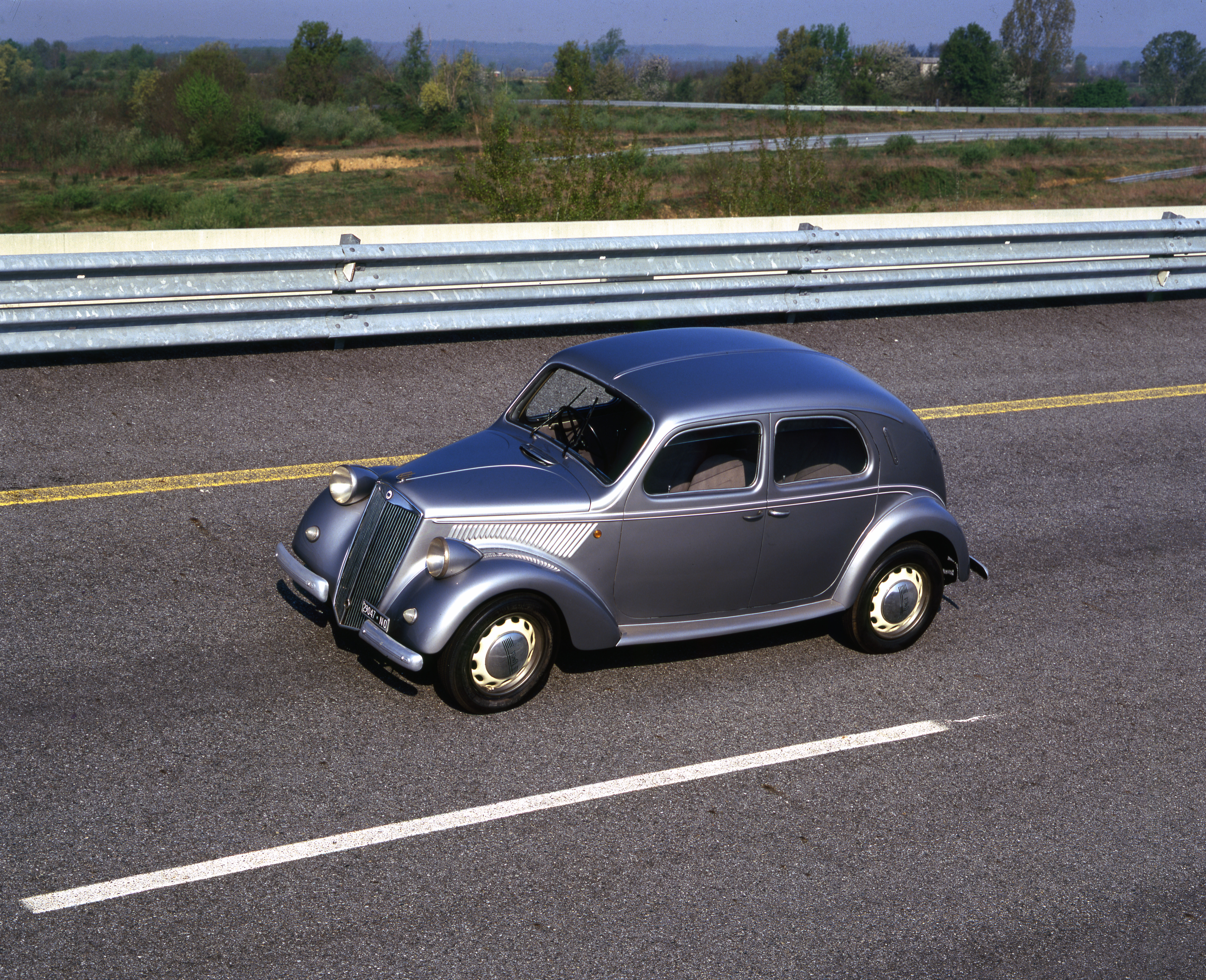 Lancia Ardea, Lancia's 'most popular' model was guided by his widow, ClassicCars.com Journal
