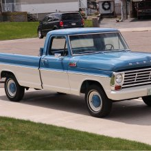 Once upon a time, Canadians could buy Mercury pickup trucks