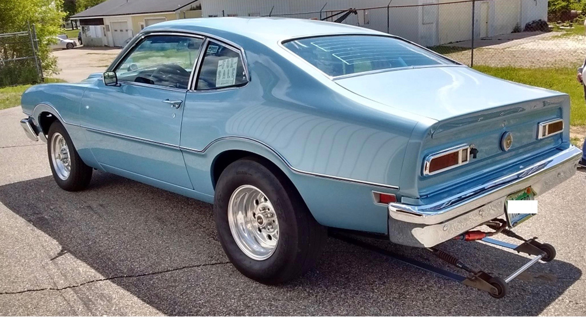 1976 Ford Maverick, This Maverick has become a Pro Street muscle machine, ClassicCars.com Journal