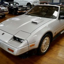 Nissan went back to Z-car roots with 300ZX