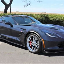 Relative bargain: 2015 Corvette Z06 for fraction of 'last C7' sale