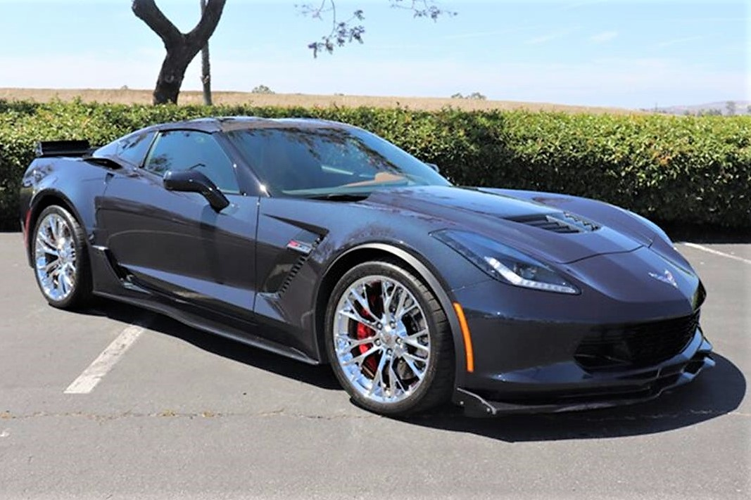 Relative bargain: 2015 Corvette Z06 for fraction of 'last C7
