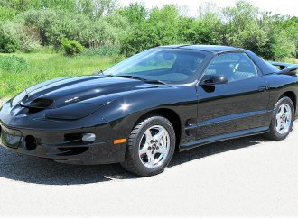 Hardly driven by its one-owner 1998 Pontiac Firebird Trans Am