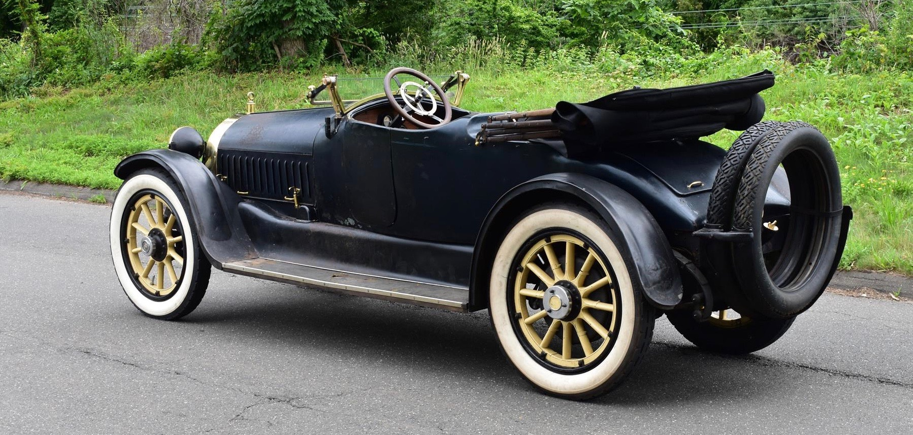 1915 Marmon, Marmon introduced its Model 41 after winning inaugural Indy 500, ClassicCars.com Journal