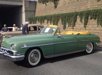 1951 Lincoln Cosmopolitan has been family owned for 40 years
