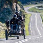 1907 Contal Mototri Tricycle 700 of Anton Sr. Gonnissen (B) and Herman Jr. Gelan (B)