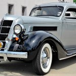 1935 Chrysler C6 Airstream business coupe