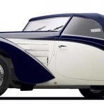 1939 Bugatti Type 57C Aravis