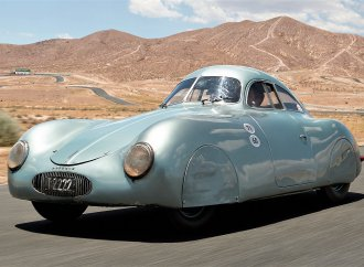 Revered 1939 Porsche Type 64 explored in new pre-auction film