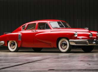 Tucker, Indy streamliner highlight Worldwide's Auburn auction docket