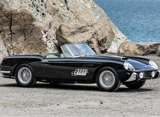 Ferrari, Alfa gems by Pininfarina will be offered at Gooding auction