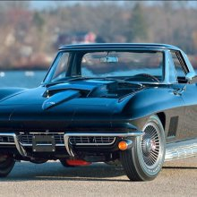 Real muscle for street and track featured by Mecum for Harrisburg