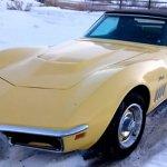 1969 Chev Corvette convertible