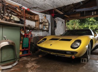 Miura P400 S survivor headlines RM Sotheby's London docket