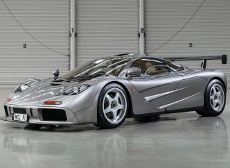 McLaren F1 with LM specification consigned to RM Sotheby's Monterey auction