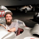 Neue Rekordmarke geknackt: Mercedes-Benz Museum mit 10.000.000 BesuchernBreaking new record mark: Mercedes-Benz Museum with 10,000,000 visitors