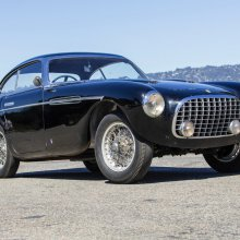 Viganle-bodied '51 Ferrari 340 America joins Bonhams docket