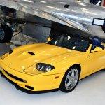 2001 Ferrari 550 Barchetta Pininfarina #6597-Howard Koby photo