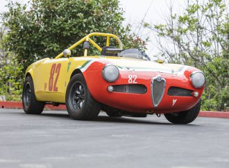 Ambassador's car collection consigned to Bonhams auction