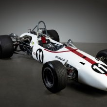 Race cars headline Australian online auction