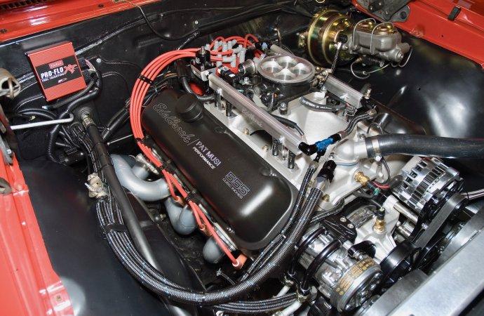 Edelbrock, Pat Musi offer 676 horsepower crate V8