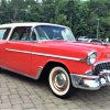 Original sport wagon: '55 Chevy Nomad restored to factory spec