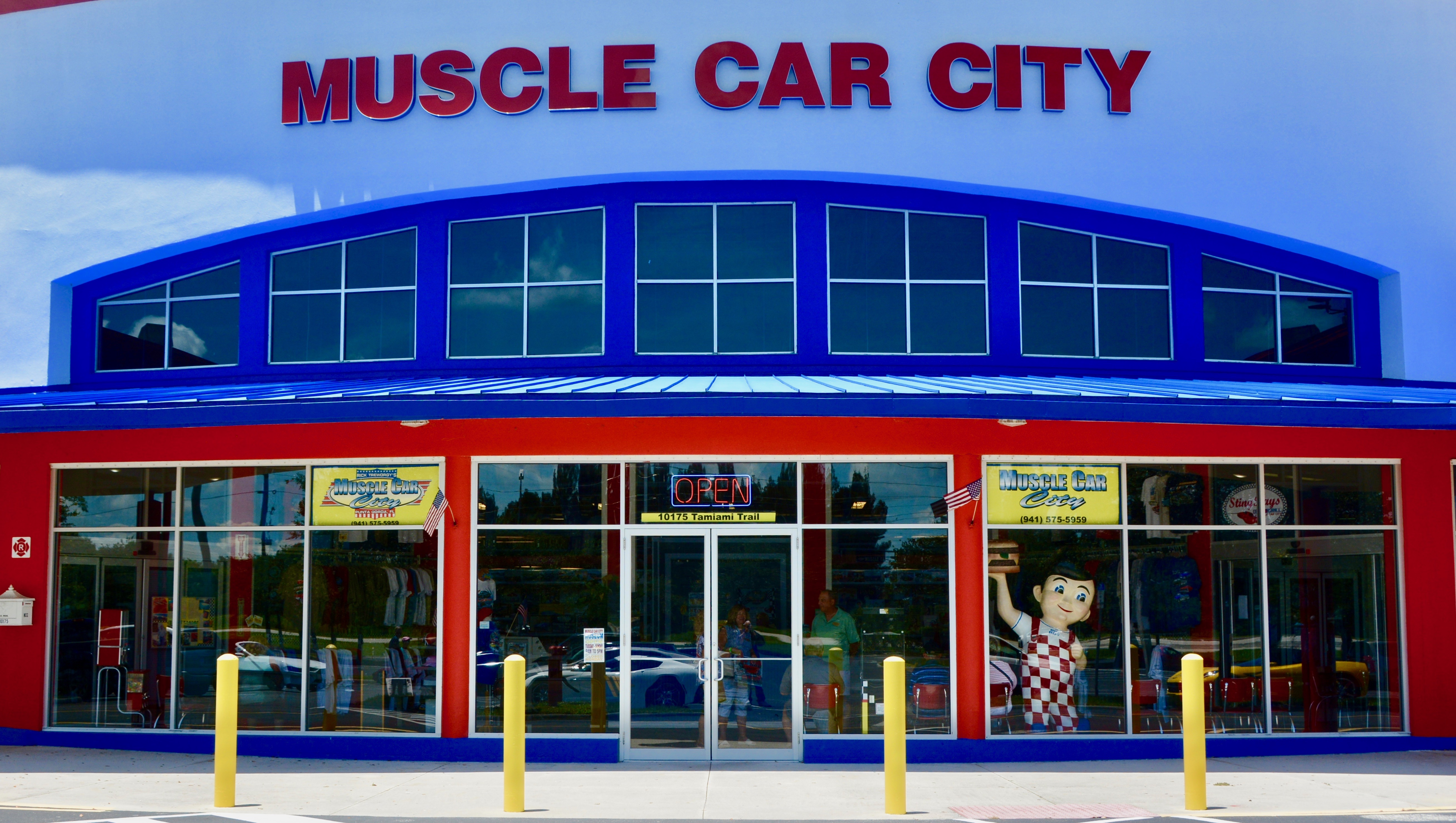 Muscle Car City, Muscle Car City provides a festival of GM power, ClassicCars.com Journal
