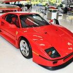 90 Ferrari F40 #6513-Howard Koby photo