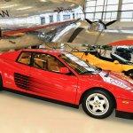 90 Ferrari Testarossa #6441-Howard Koby photo