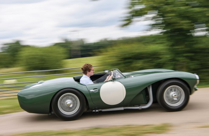 Ex-Works DB3S race car highlights 'Evening with Aston Martin' auction docket
