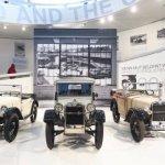 BMW Museum_90 Jahre Automobil (c) BMW AG