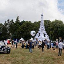 Citroen stages its centennial car show