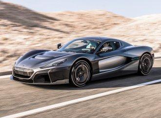 Rimac to unveil its latest electric supercar at Salon Privé