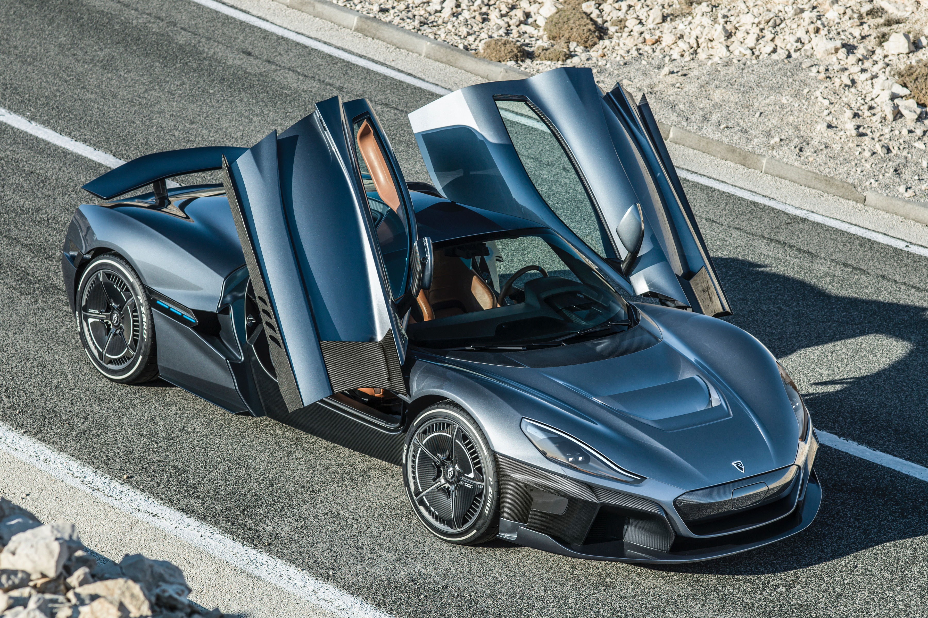 Rimac, Rimac to unveil its latest electric supercar at Salon Privé, ClassicCars.com Journal