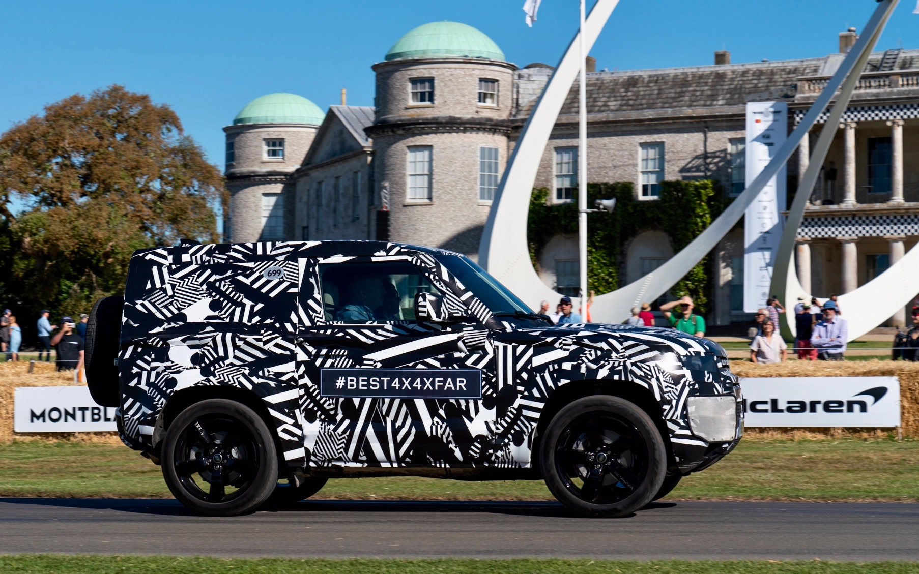 Goodwood, Goodwood goodies: Automakers (and others) showcase new vehicles at Festival of Speed, ClassicCars.com Journal