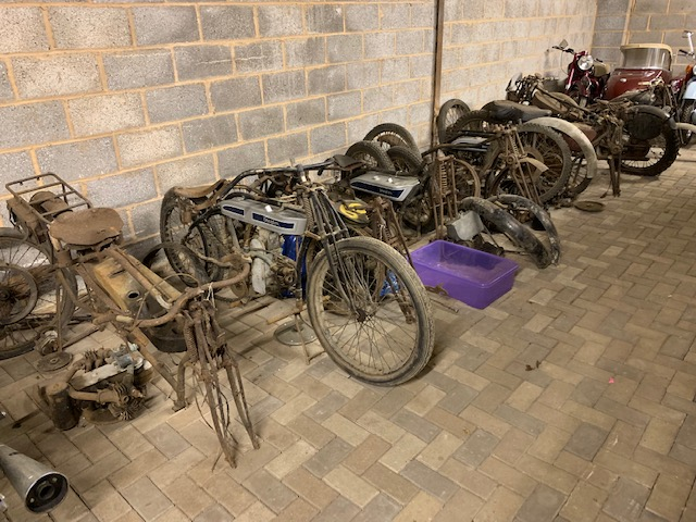 Douglas motorcycles, Douglas motorcycle collection heading to auction, ClassicCars.com Journal