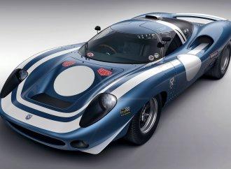 Jaguar's XJ13 prototype reborn as the Ecurie Ecosse LM69