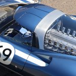 Ecurie Ecosse LM69 engine detail