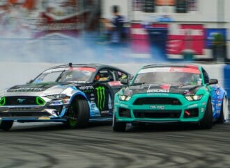 Making points, and exploring the points of Formula Drift tire rules